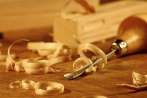 Fabricación de partes y muebles